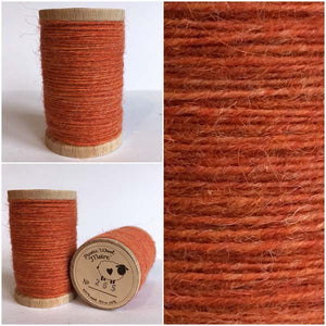 265 Rustic Moire Wool Thread