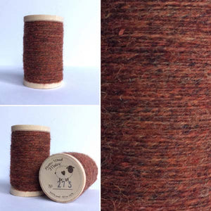 273 Rustic Moire Wool Thread