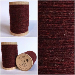 288 Rustic Moire Wool Thread