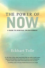 Load image into Gallery viewer, The Power of Now: A Guide to Spiritual Enlightenment