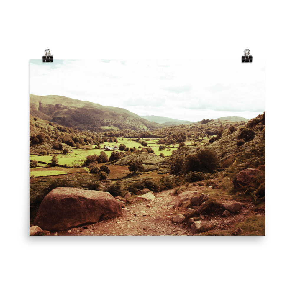 Grasmere Valley (Ltd Edition)
