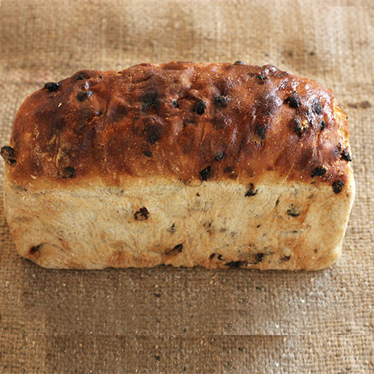 BREAD: Middle Eastern Fruit Loaf