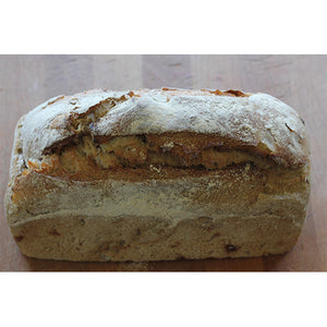 BREAD: Rye, Onion and Caraway