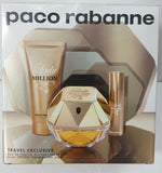 Paco Rabanne Lady Million Eau De Parfum Women Gift Set