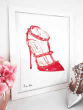 Load image into Gallery viewer, Valentino Valentine by Kerrie Hess