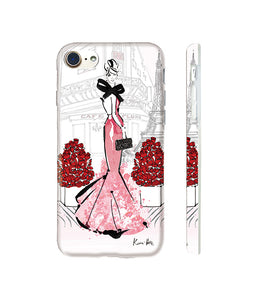 Rose Amour Phone Case by Kerrie Hess