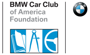 BMW CCA Foundation Logo