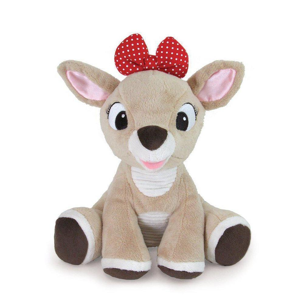 Rudolph the Red-Nosed Reindeer® Clarice Stuffed Toy from Kids Preferred 081787230170 23017