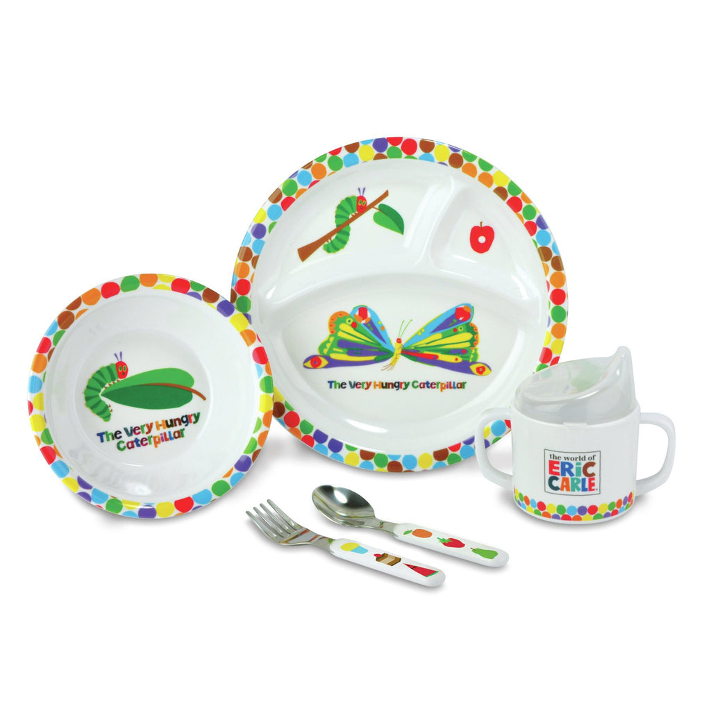 The World of Eric Carle™ 5-Piece Melamine Dish Set