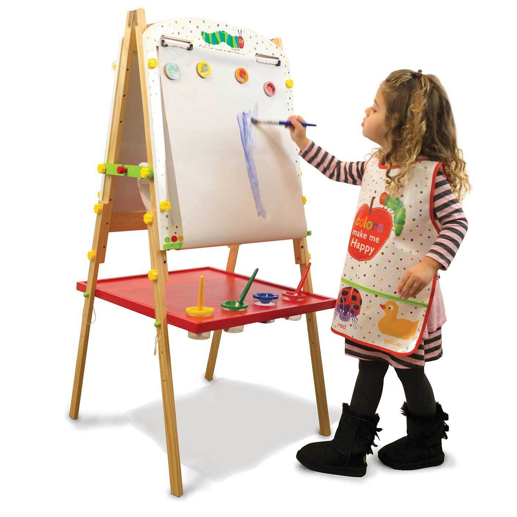 The World of Eric Carle™ Little Artist Easel with Paint Cups