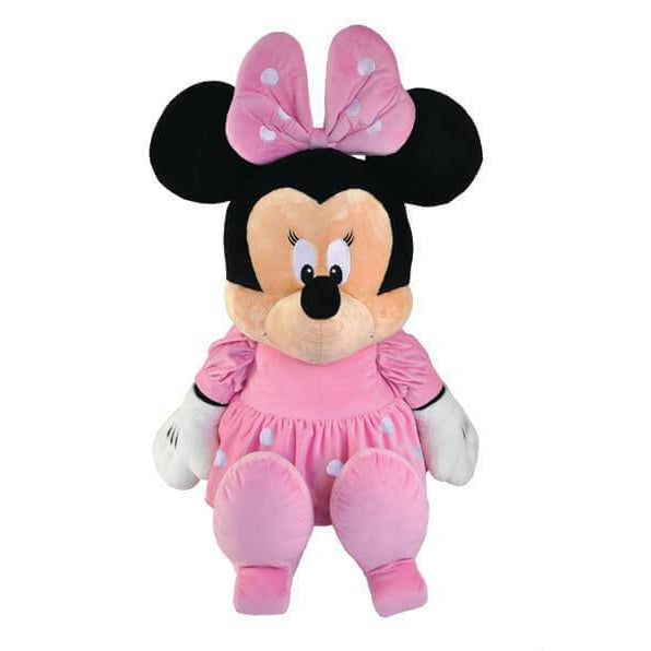 Disney Baby™ Minnie Mouse Jumbo Stuffed Animal