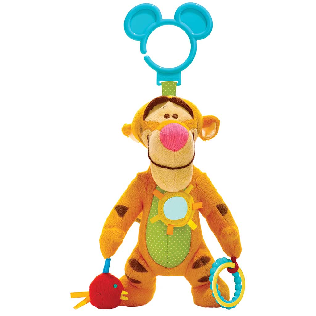 Disney Baby™ Tigger On-The-Go Activity Toy