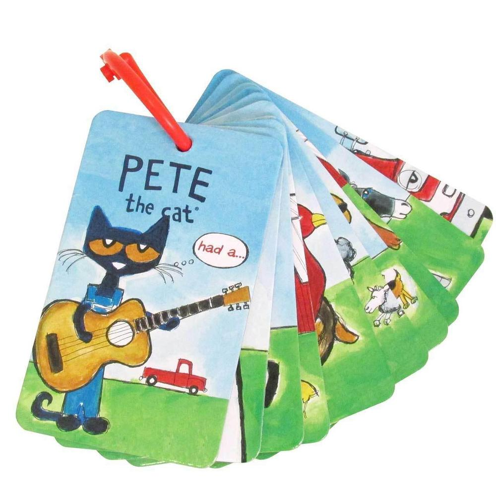 Pete The Cat® Flash Cards from Kids Preferred 81787911895 91189