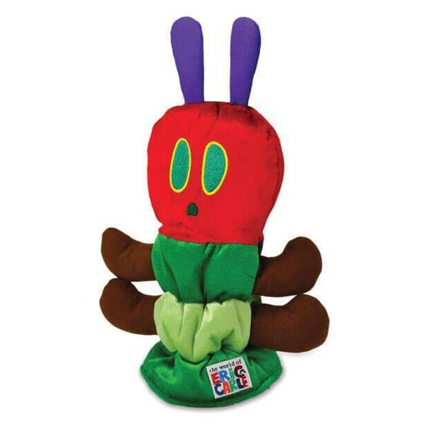 The World of Eric Carle™ The Very Hungry Caterpillar™ Hand Puppet from Kids Preferred 81787966123 96612