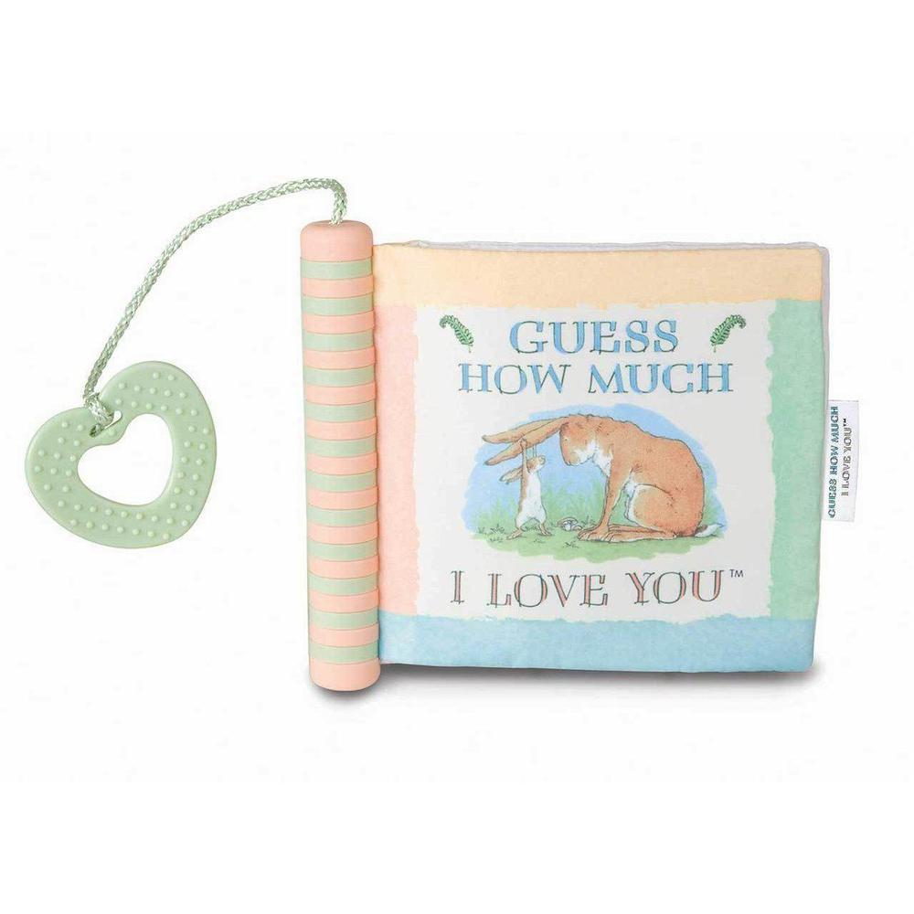 Guess How Much I Love You™ Soft Book from Kids Preferred 81787966161 96616