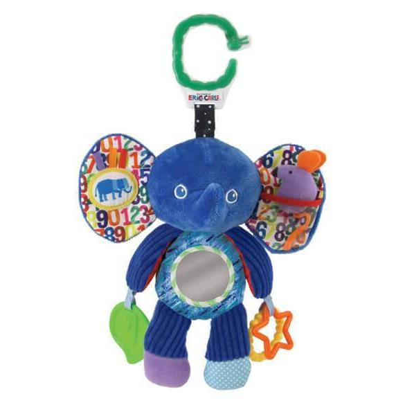 The World of Eric Carle™ Elephant On-The-Go Activity Toy from Kids Preferred 81787968035 96803