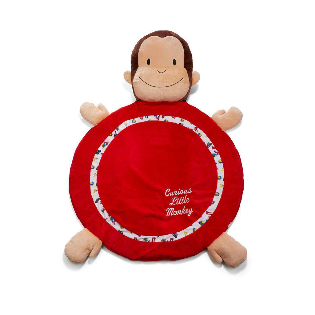 Curious George® Playmat