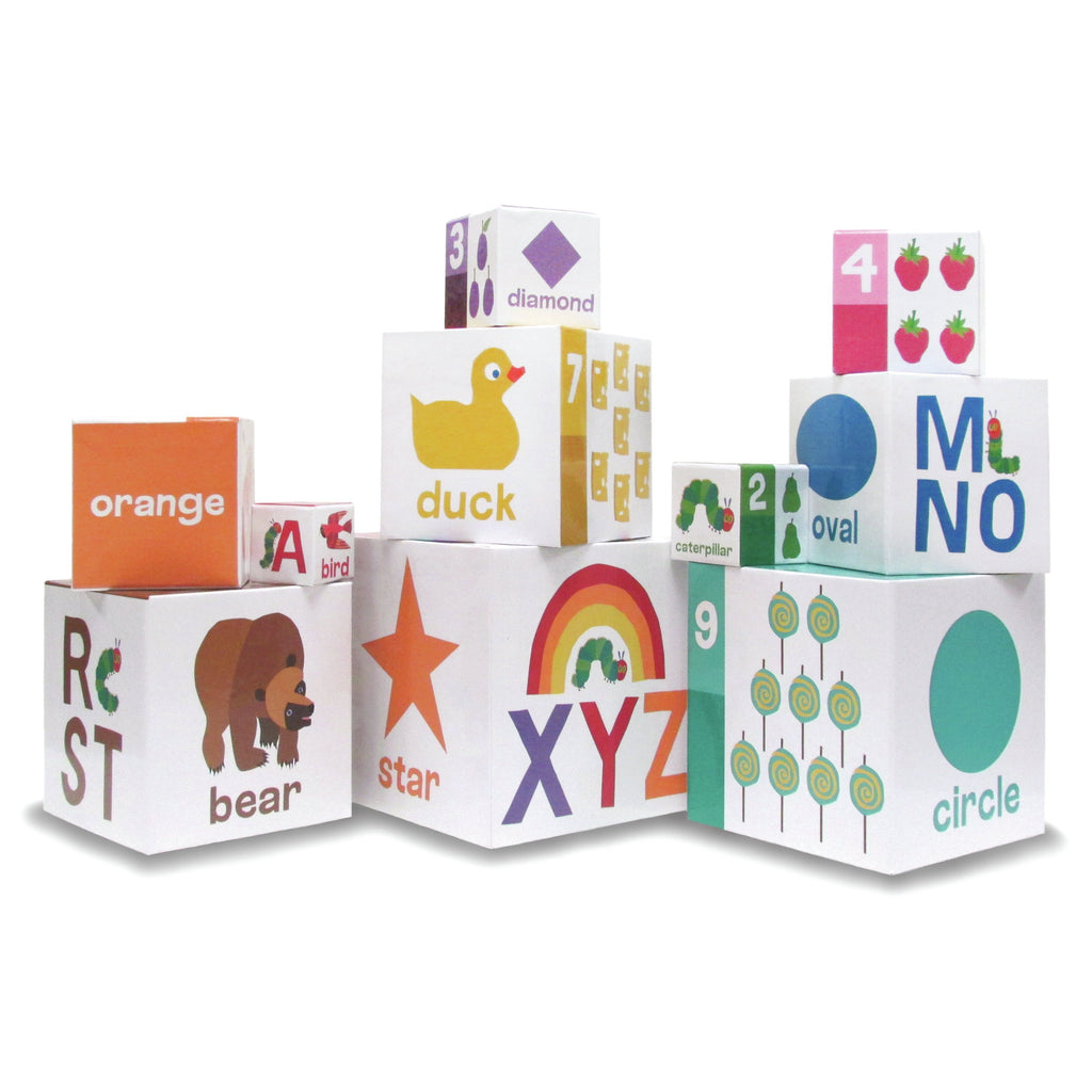 The World of Eric Carle™ Stacking/Nesting Blocks