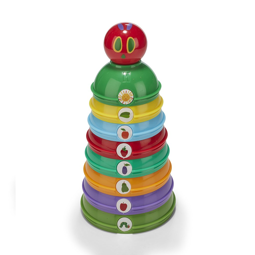 The Very Hungry Caterpillar™ Stacking/Nesting/Chime Ball Toy