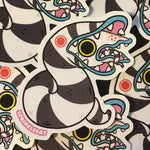 Sandworm Sticker