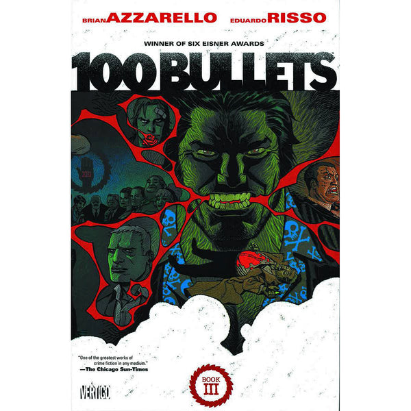 100 Bullets Book 03