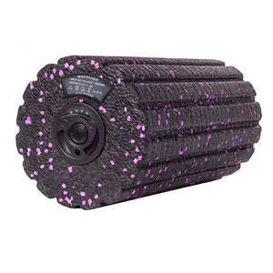 Electric Yoga Column Vibration Foam Shaft Charging Roller Muscle Relaxation