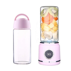 Personal Portable Blender Mixer Shaker Fruit Vegetable Juice Machine