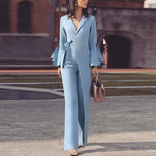 Elegant Formal Party Romper Work wear Jumpsuit