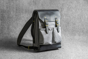 COMMUTER BACKPACK MINI - grey
