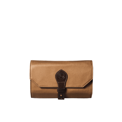TECH DOPP KIT - toffee