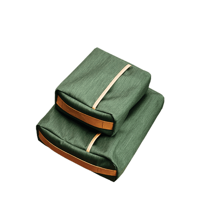 TRAVELER STORAGE BAG SET - forest