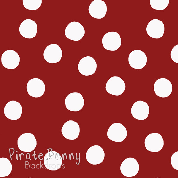 Large Dots | Gemstone Colors
