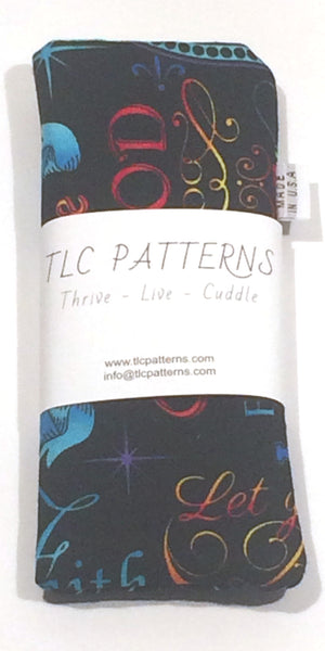Brite Inspirational Pot Grabber - TLC Patterns