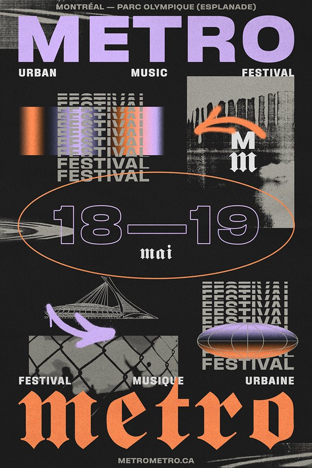 [Breaking News] Festival Metro Metro Set to be Canada's Largest Urban Music Festival