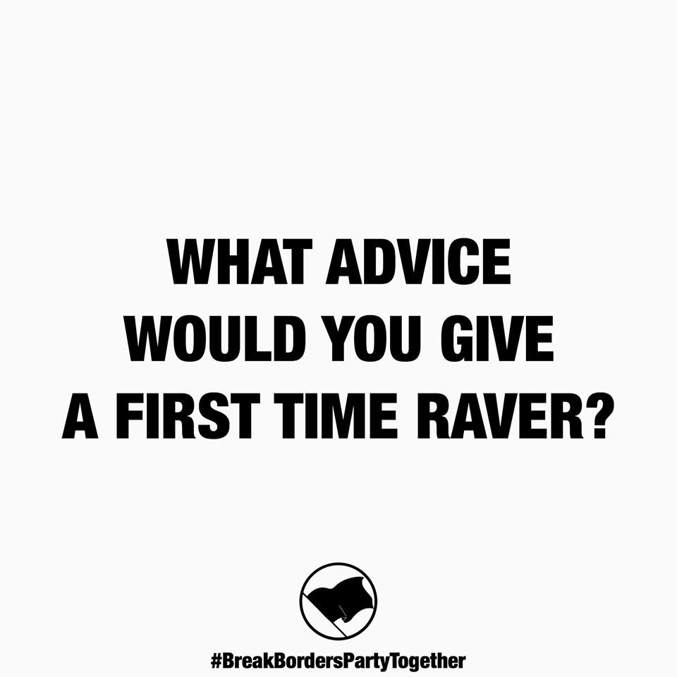 The Flag Gang Family's Advice For A First Time Raver
