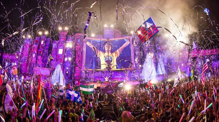 Tomorrowland Reveals Top 10 Best EDM Tracks of All Time