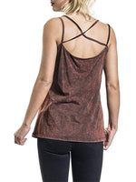 2019 New Fashion Spaghetti Strap Tank Top Women Ladies Printing T-shirt