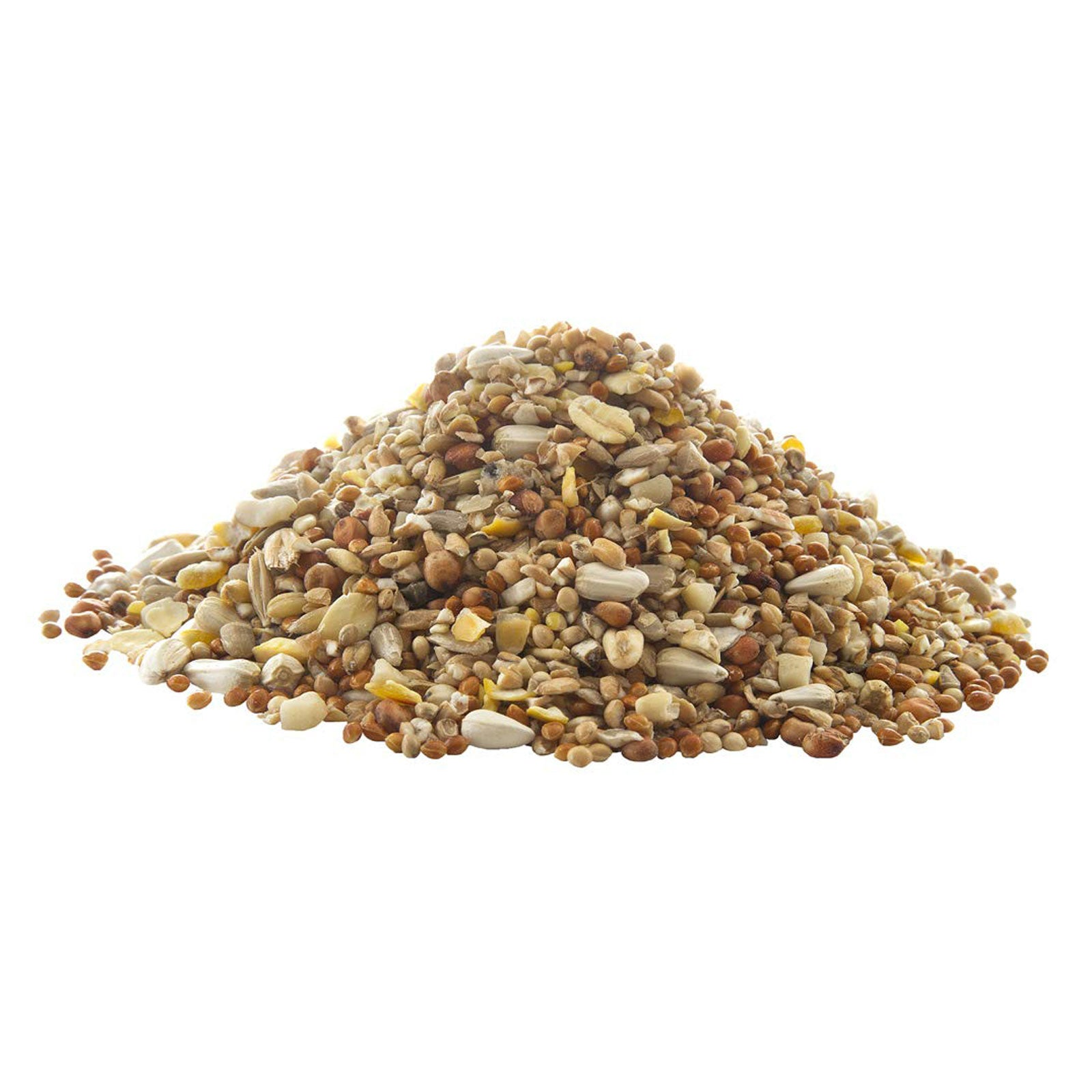 Peckish Complete 12.75kg Seed & Nut Mix Wild Bird All Seasons Garden Feed