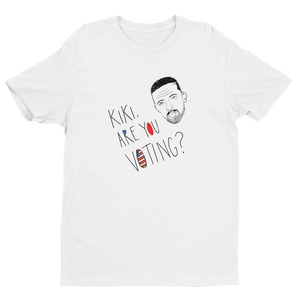 Kiki are you voting T-shirt