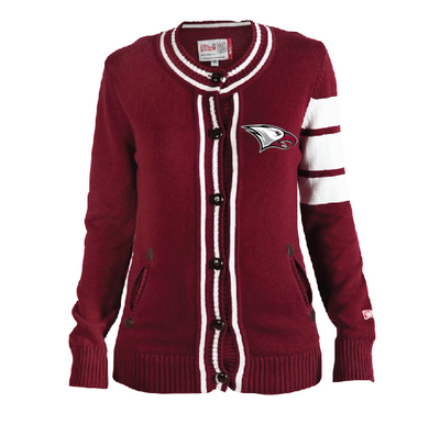 North Carolina Central University FANCY Cardigan Sweater