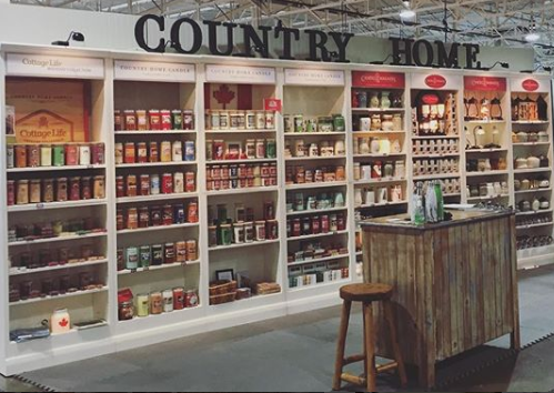 Country Home Candle - All Fragrances