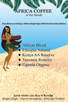 African Coffees of The Month