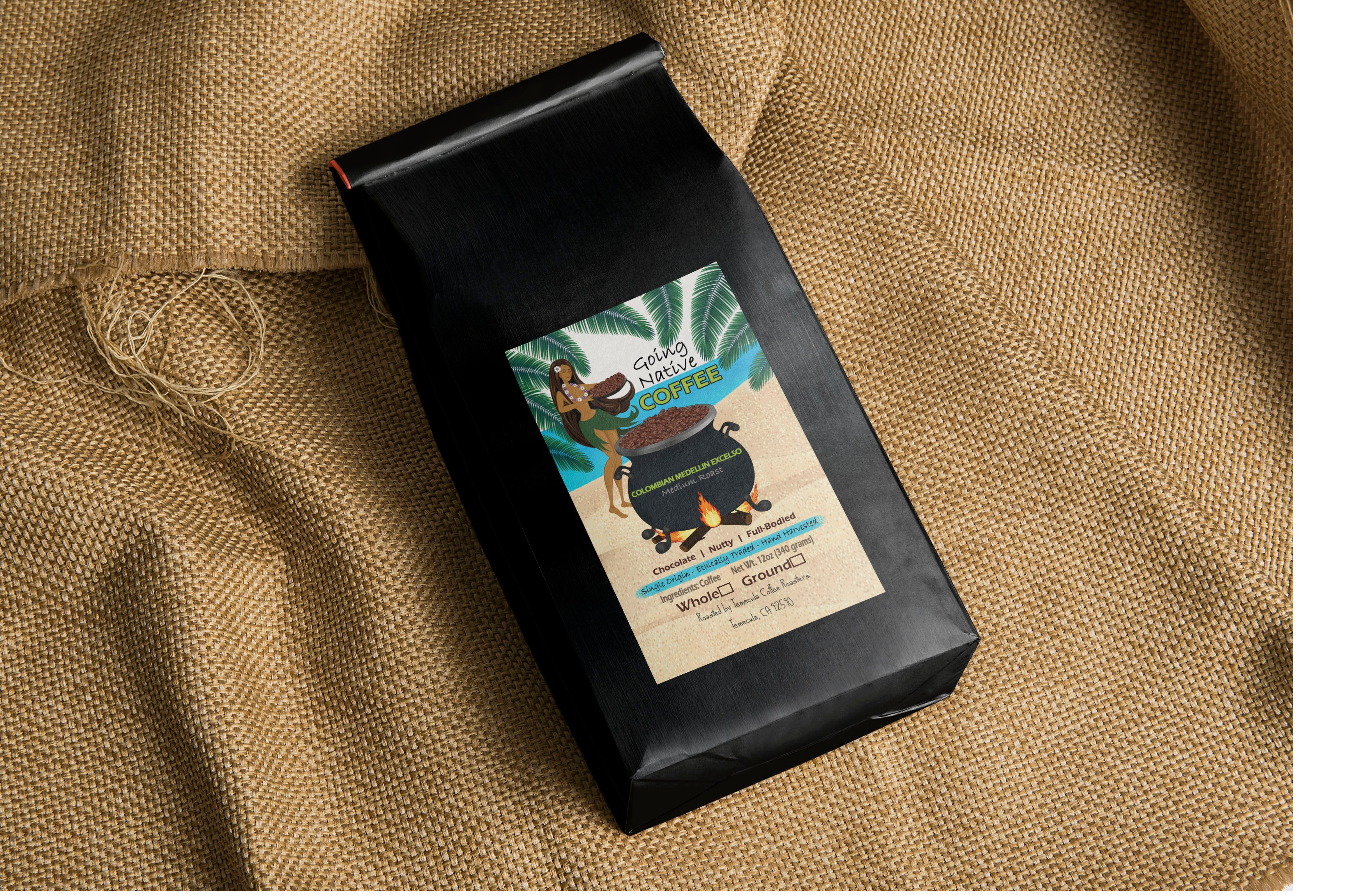 Colombian Medellin Excelso EP