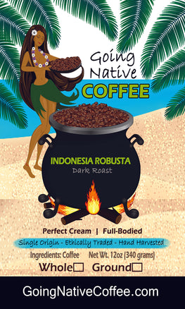 Indonesia Robusta AP-1 Grade-1 Extra Large Bean Subscription