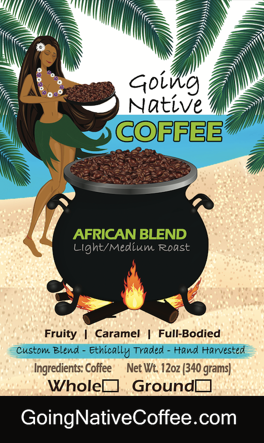 African Espresso Blend Subscription