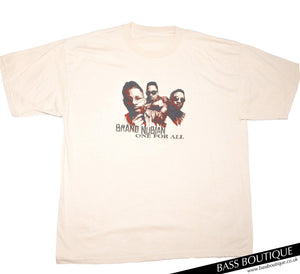 "Brand Nubian ""One for All"" Vintage T-Shirt (Size XL)"