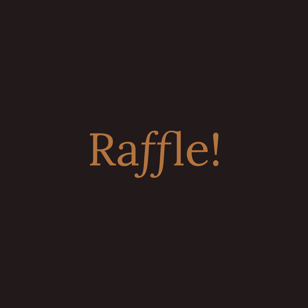 Raffle | Baby Chick Workshop | Sydney