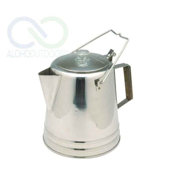 Texsport 28 Cup Stainless Percolator 13219