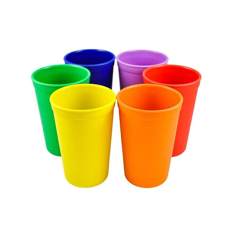 Replay 6 Piece Crayon Box Set - Tumbler Drinking Cups-Dinnerware-BabyDonkie