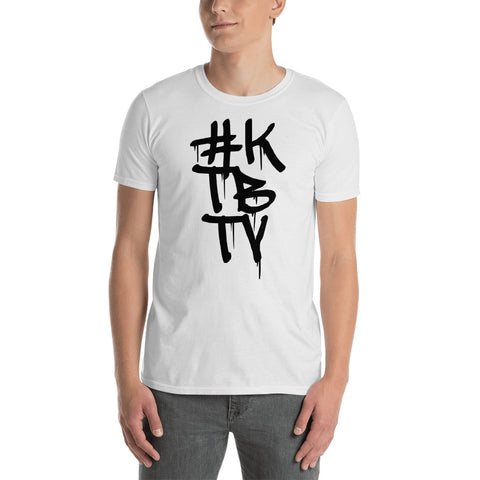#KTBTv Drippin T-Shirt (White)